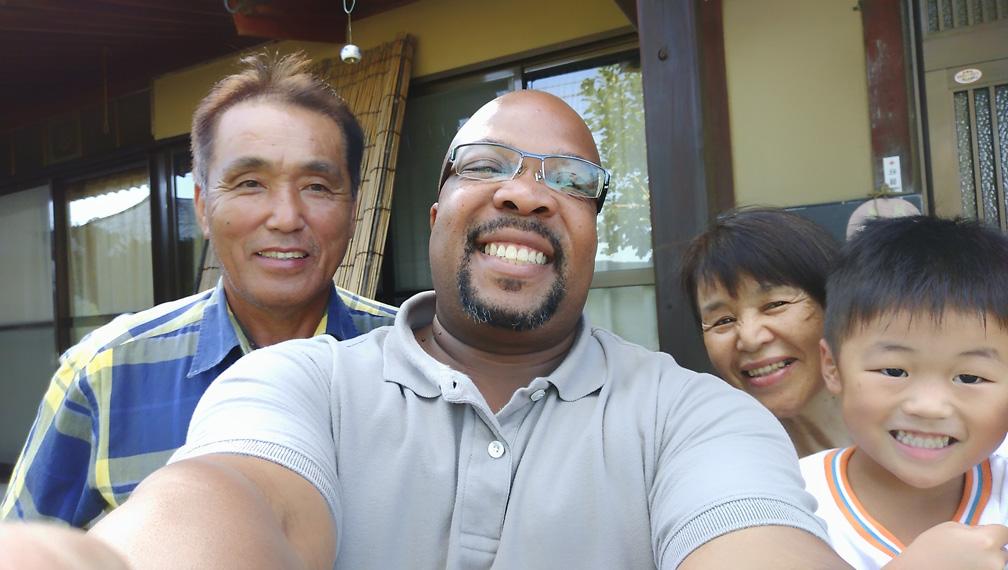 Gerry and Nakayama Family