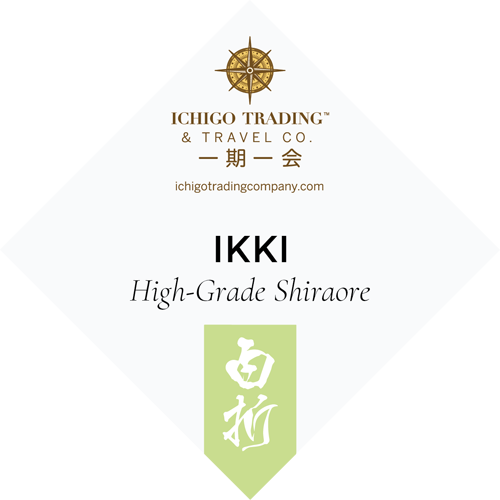 Ichigo Tea Label IKKI