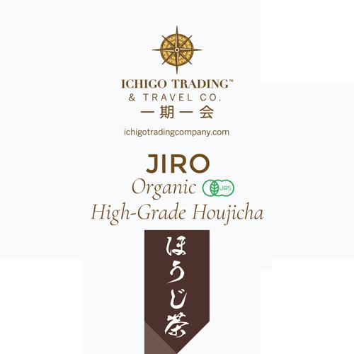 Ichigo Tea Label JIRO